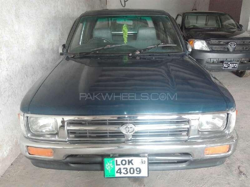 Toyota Pickup 1992 Image-1