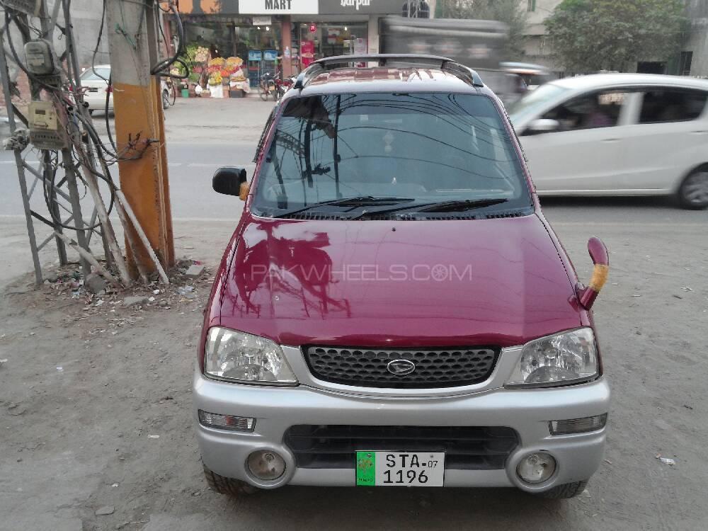 Daihatsu Terios Kid Custom X 1996 Image-1