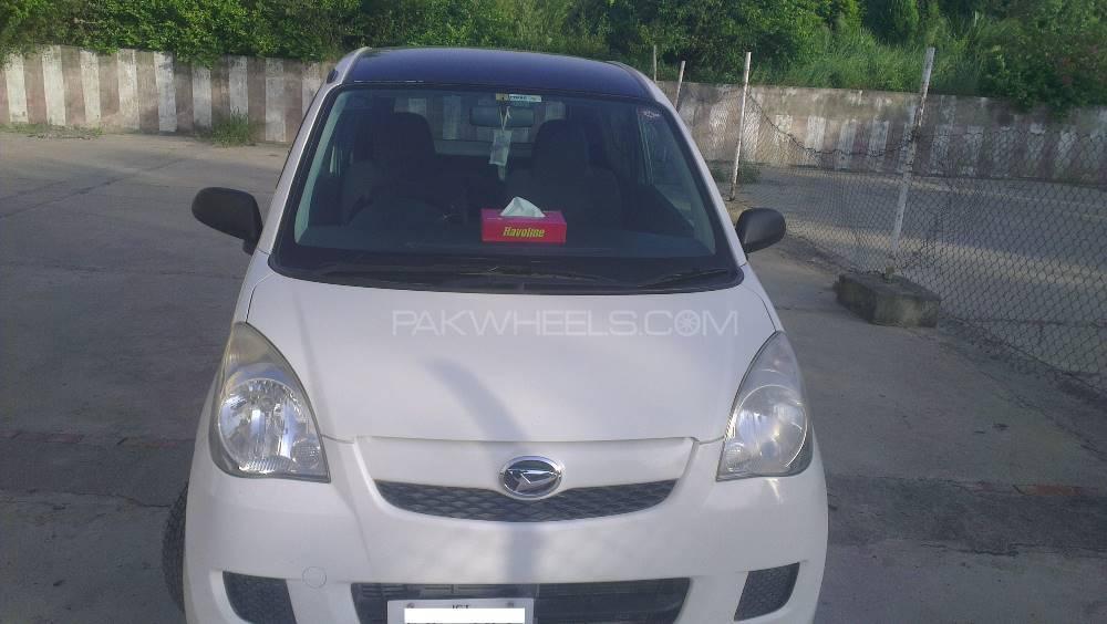 Subaru Pleo F SPECIAL 2012 Image-1