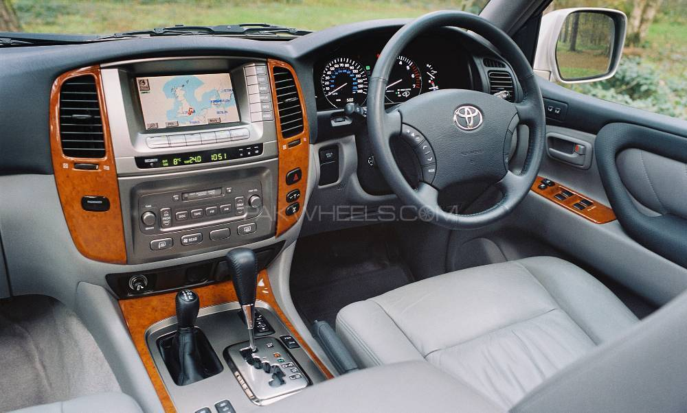 Toyota Land Cruiser Amazon 4.2D 2004 Image-1