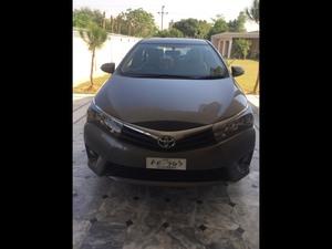 Toyota Corolla GLi Automatic 1.3 VVTi 2015 for Sale in Gujrat