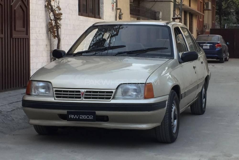 Daewoo Racer Base Grade 1.5 1997 Image-1