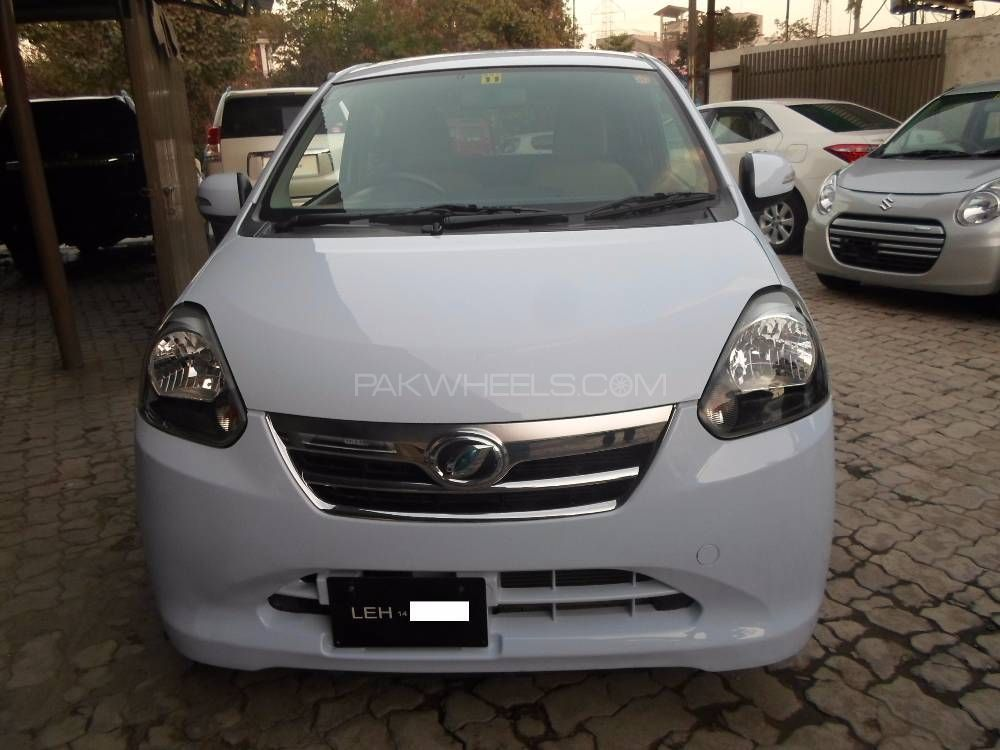 Daihatsu Mira G Smart Drive Package 2011 Image-1