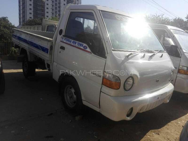 Hyundai Shehzore Pickup H-100 2008 Image-1