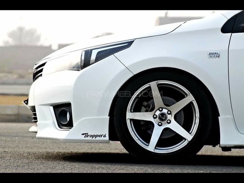 "Lenso 17""Alloy Rim plus tyre Image-1"