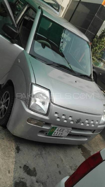 Suzuki Alto X 2008 Image-1