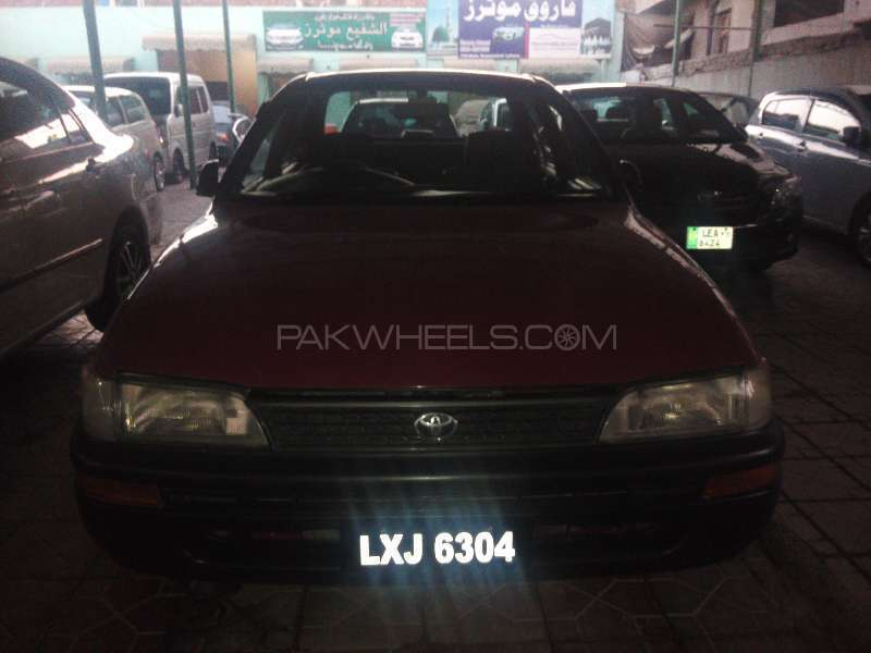 Toyota Corolla SE Limited 1998 Image-1