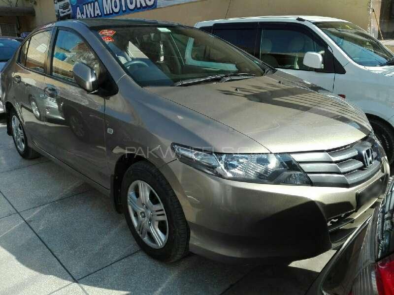 Honda City i-VTEC 2014 Image-1