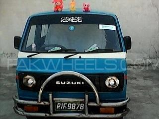 Suzuki Bolan VX (CNG) 1980 Image-1