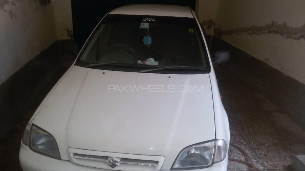 Suzuki Cultus VXR (CNG) 2002 Image-1