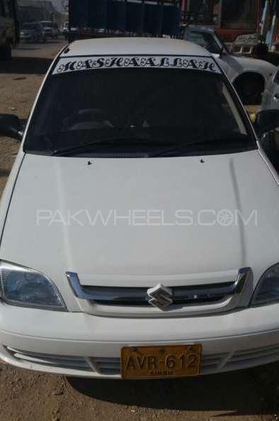 Suzuki Cultus VXRi 2011 Image-1