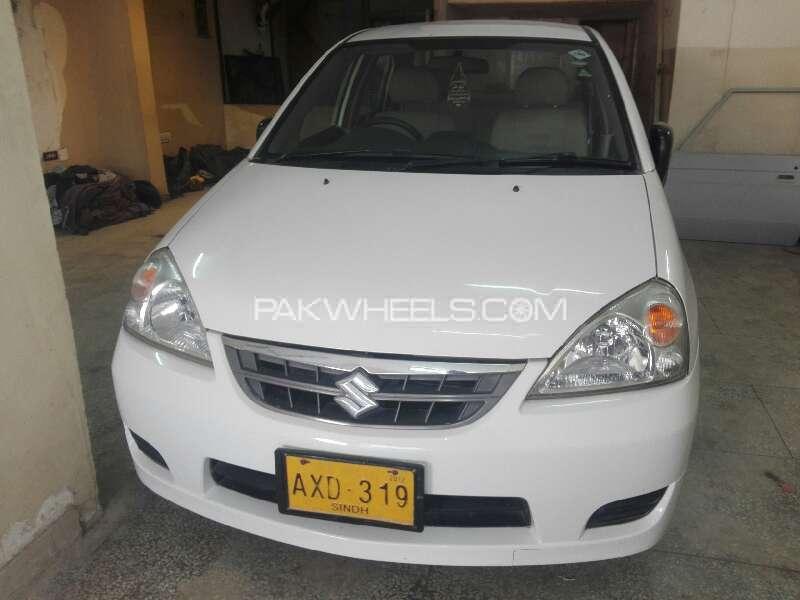 Suzuki Liana RXi 2012 Image-1