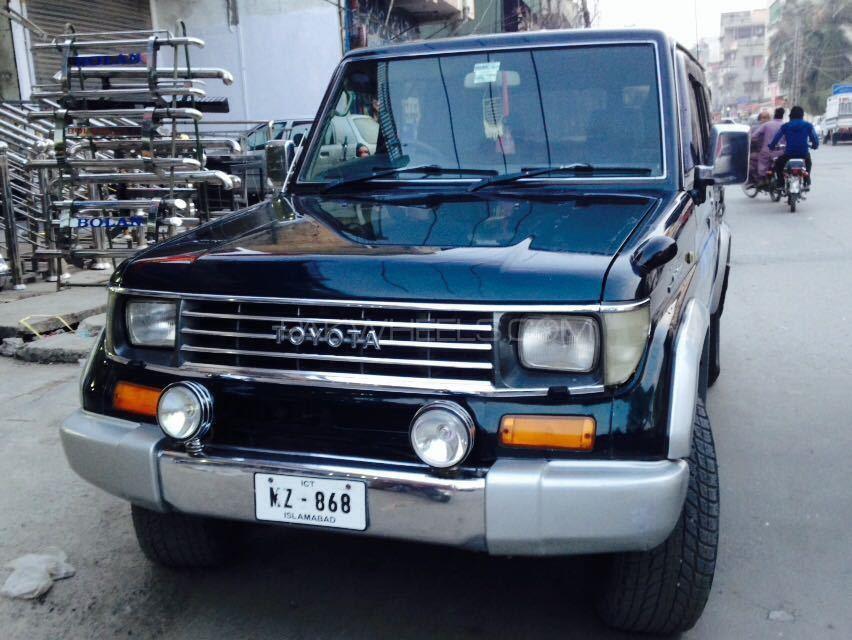 Toyota Prado TX 3.0D 1994 Image-1