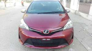 Toyota Vitz Jewela 1.0 2014 for Sale in Karachi
