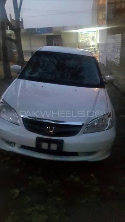 Honda Civic VTi Prosmatec 1.6 2001 Image-1