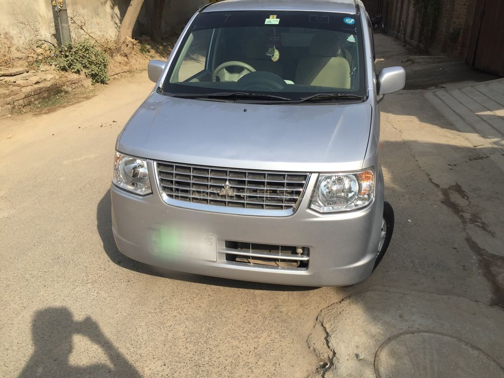 Mitsubishi Ek Wagon 2011 Image-1