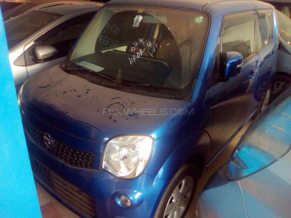 Nissan Moco X 2013 Image-1