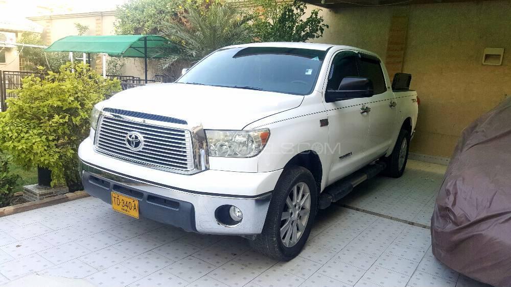 Toyota Tundra 5.7i 2007 Image-1