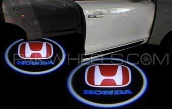 Car Logo Ghost Shadow lights Image-1