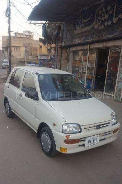 Daihatsu Cuore CX 2008 Image-1