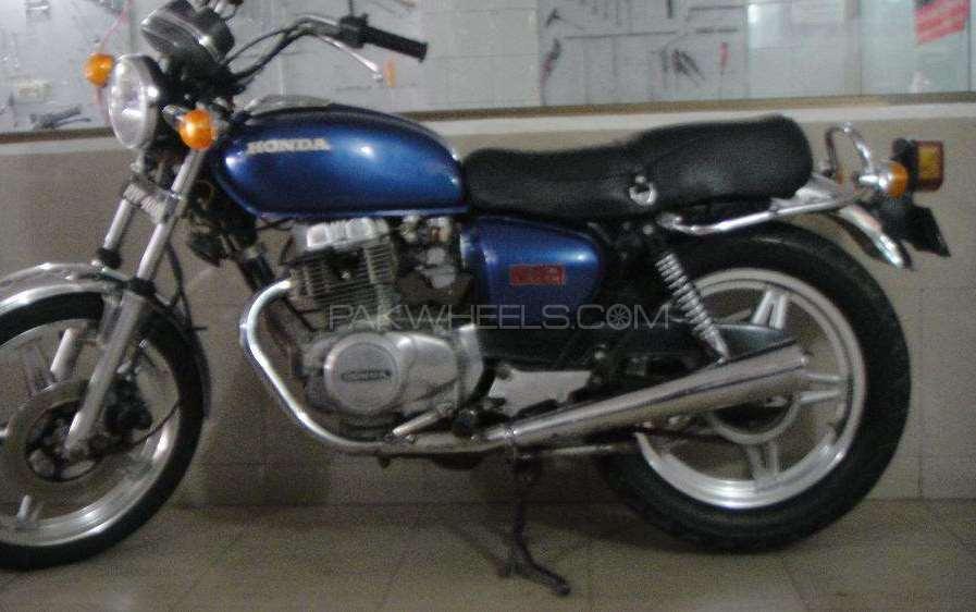 Honda CB400 1981 Image-1