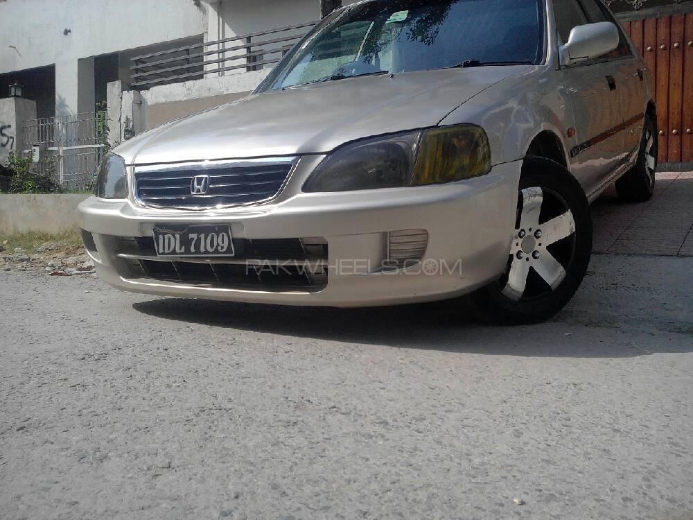 Honda City EXi S 2002 Image-1