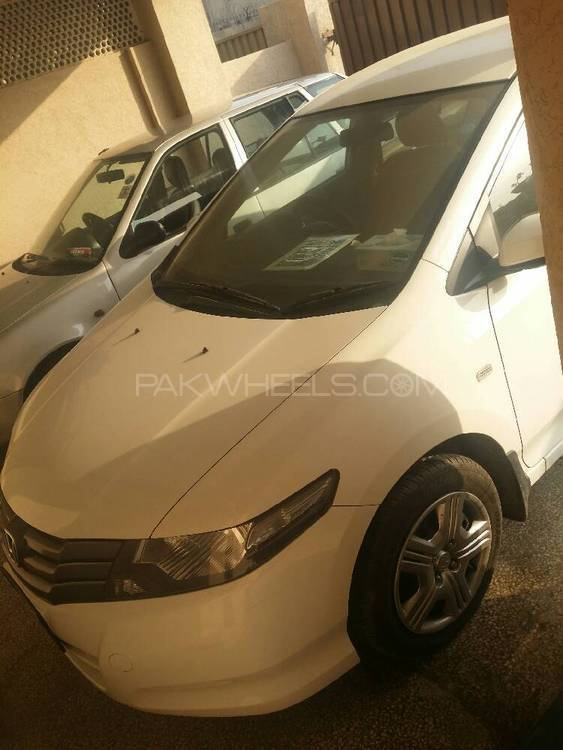Honda City i-VTEC Prosmatec 2014 Image-1