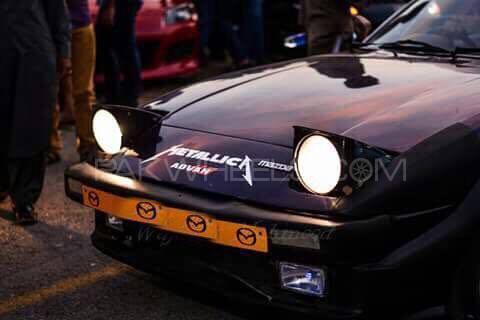 Mazda Rx 7 2007 Image-1