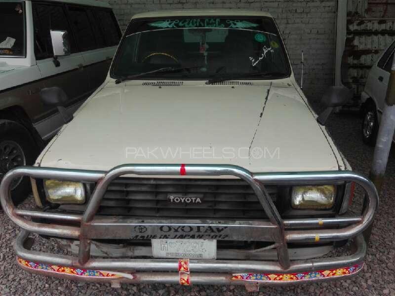 Toyota Pickup 1985 Image-1