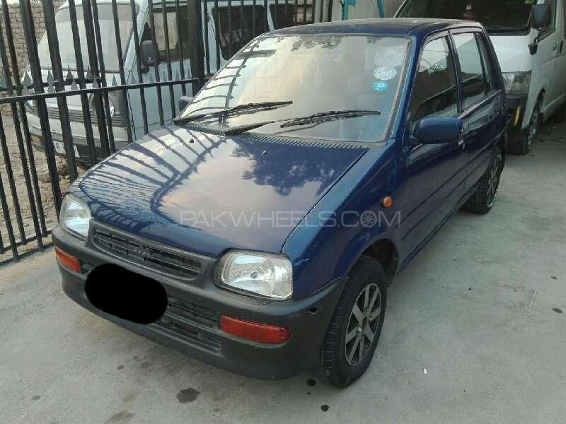Daihatsu Cuore CL 1993 Image-1