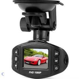 "GENUINE H500 1.5"" Car DVR Cam Camera IR Night Vision G-Sensor - Black Image-1"