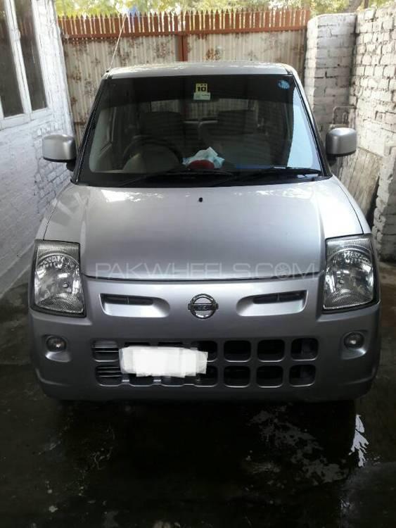 Nissan Pino S 2007 Image-1