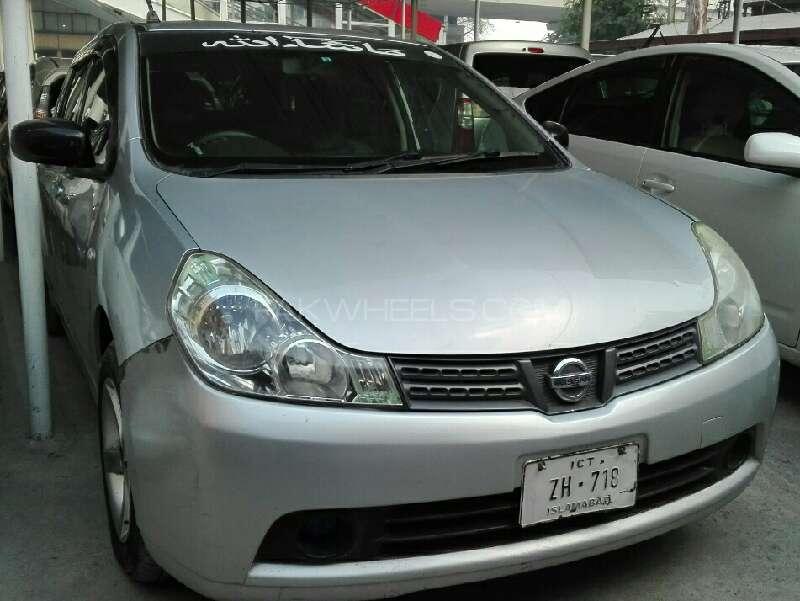 Nissan Wingroad 15M 2007 Image-1