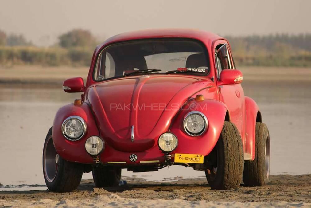 Volkswagen Beetle 1600 1968 Image-1