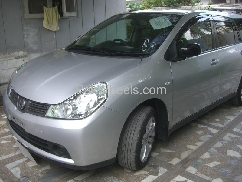 Nissan Wingroad 2007 Image-1