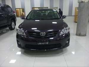 Toyota Corolla Altis SR Cruisetronic 1.6 2012 for Sale in Sialkot