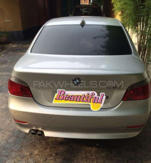 BMW 5 Series 530i 2006 Image-1