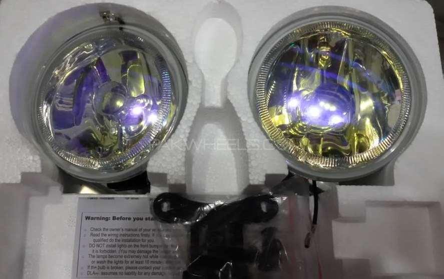 H3 DLAA Lamp system Image-1