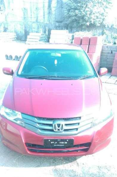 Honda City i-VTEC 2009 Image-1