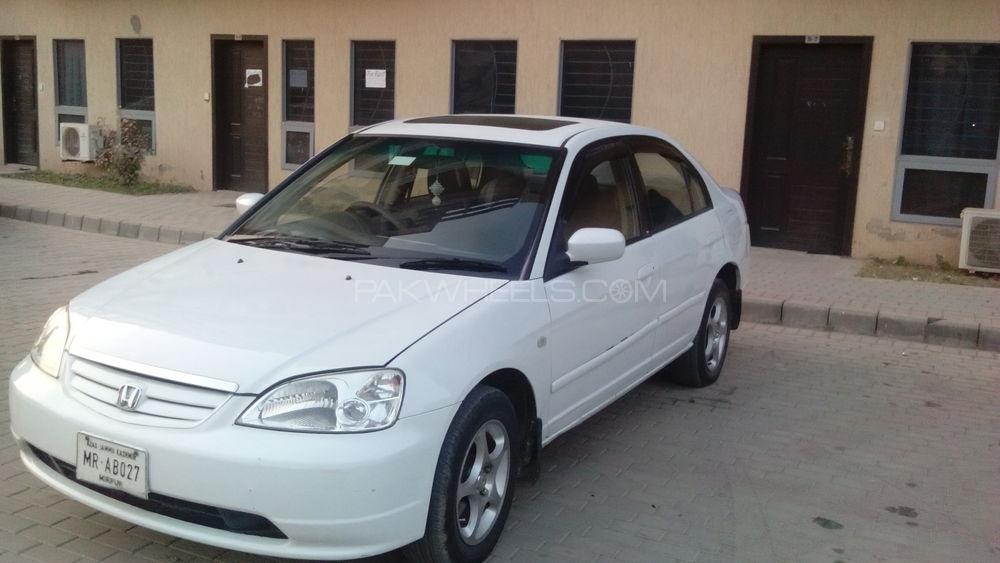 Honda Civic VTi Prosmatec 1.6 2002 Image-1