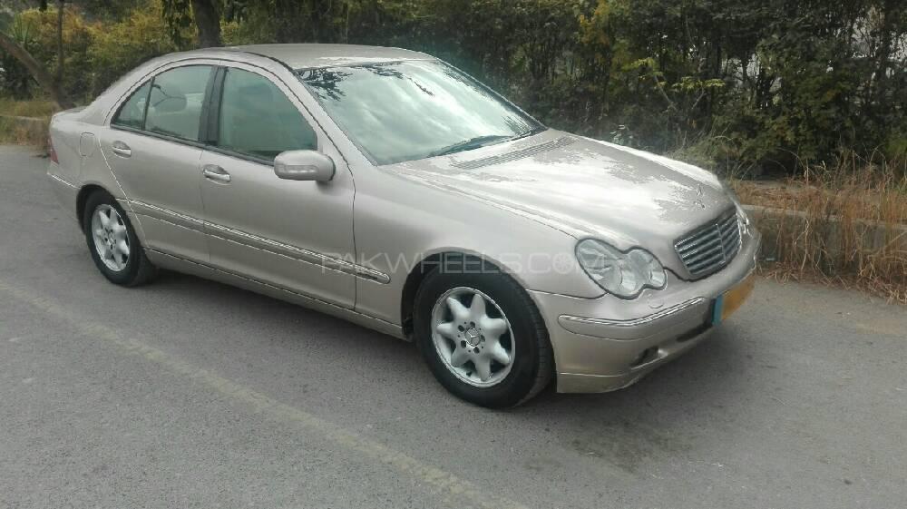 Mercedes Benz C Class C180 2002 Image-1