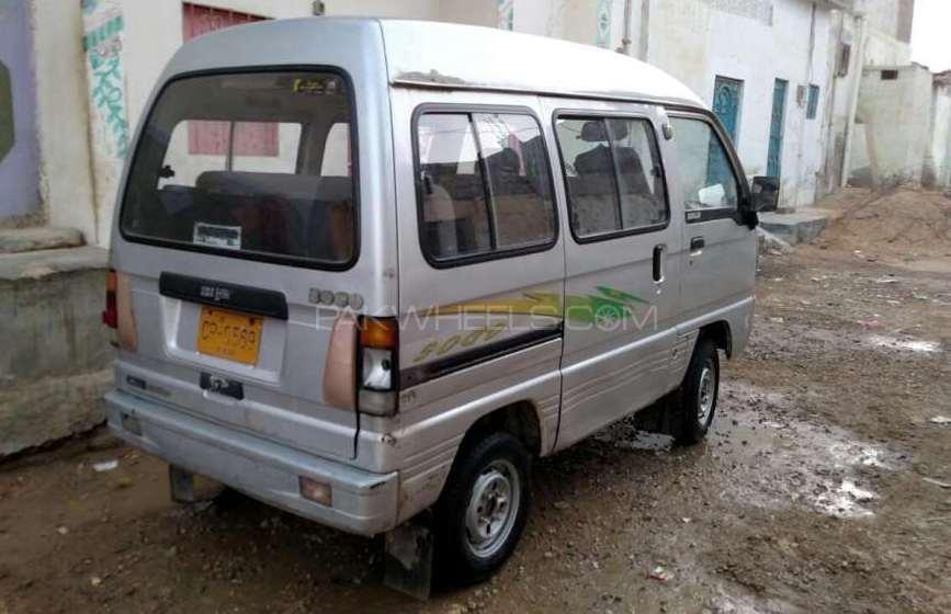 Sogo Family Van 2006 Image-1