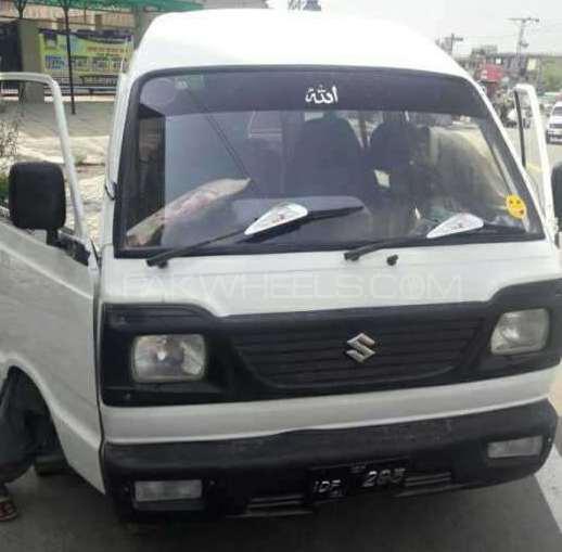 Suzuki Bolan GL 1993 Image-1