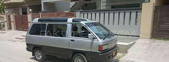 Toyota Lite Ace 1986 Image-1