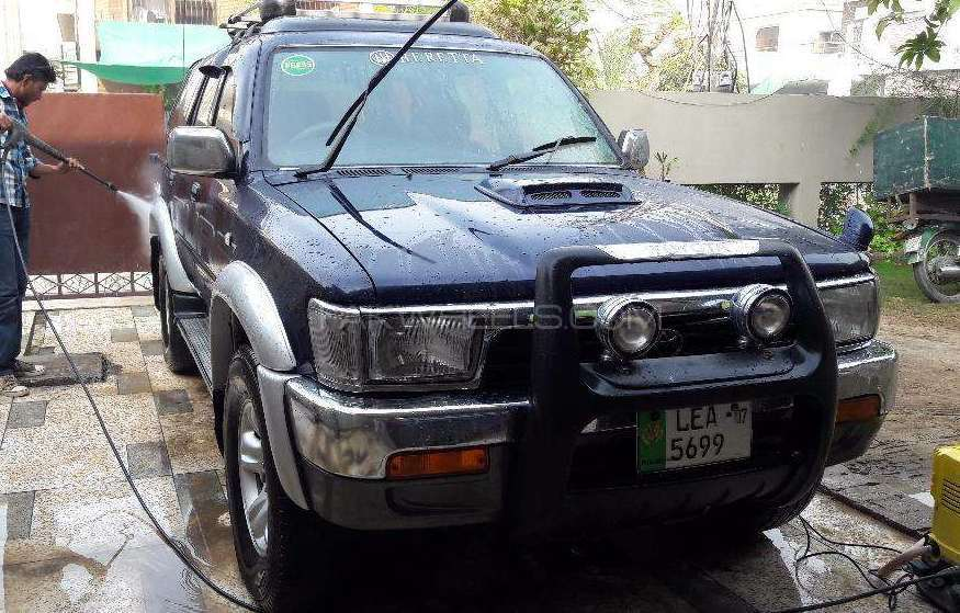 Toyota Surf SSR-G 2.7 1992 Image-1