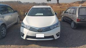 Toyota Corolla Altis Grande CVT-i 1.8 2016 for Sale in Islamabad