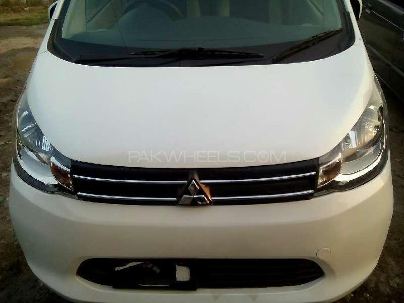 Mitsubishi Ek Wagon MX 2014 Image-1