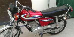 Honda CG 125 2015 for Sale in Islamabad