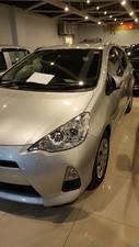 Toyota Aqua S 2013 for Sale in Islamabad
