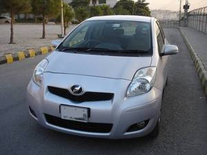Toyota Vitz F 1.0 2008 for Sale in Islamabad